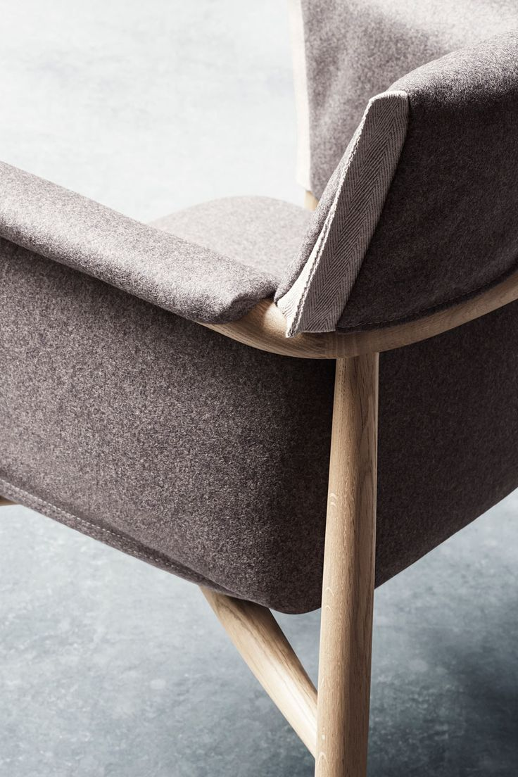 the Embrace Lounge Chair