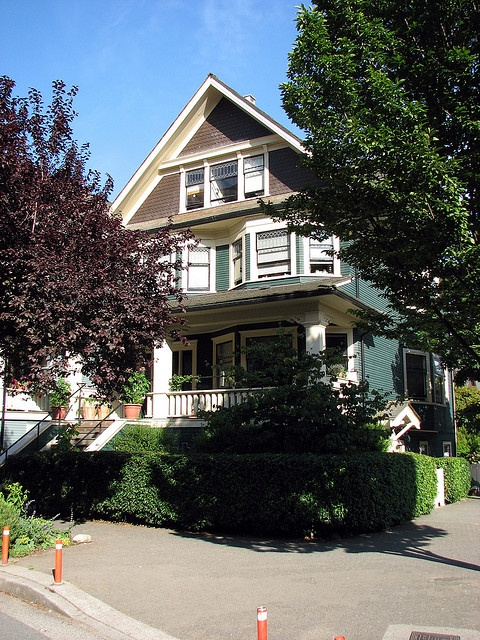 Early 1900 Home Design: 443 Best House Exteriors (early 1900s) Images On Pinterest