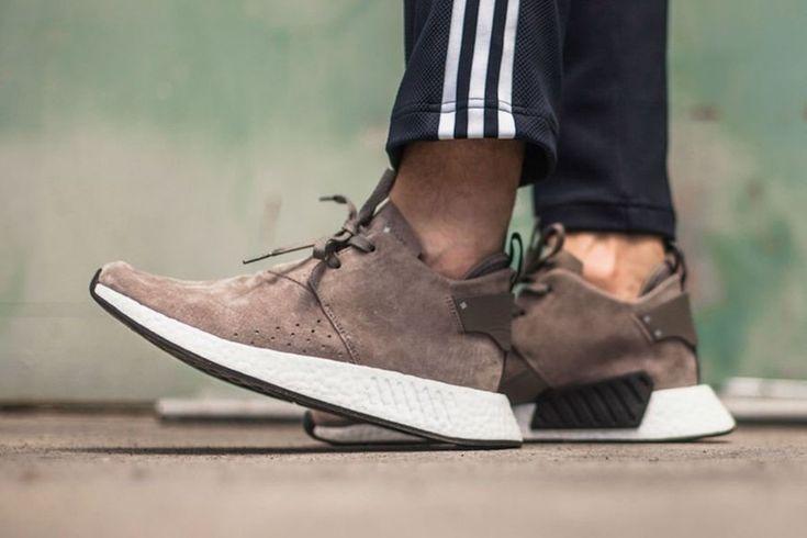 La clásica bota Safari inspira las nuevas zapatillas Adidas NMD_C2