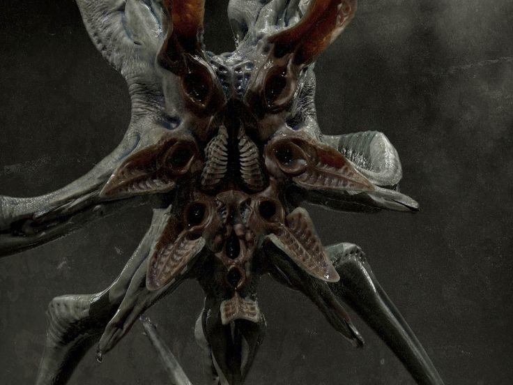 Design from Ridley Scott's film #Prometheus
