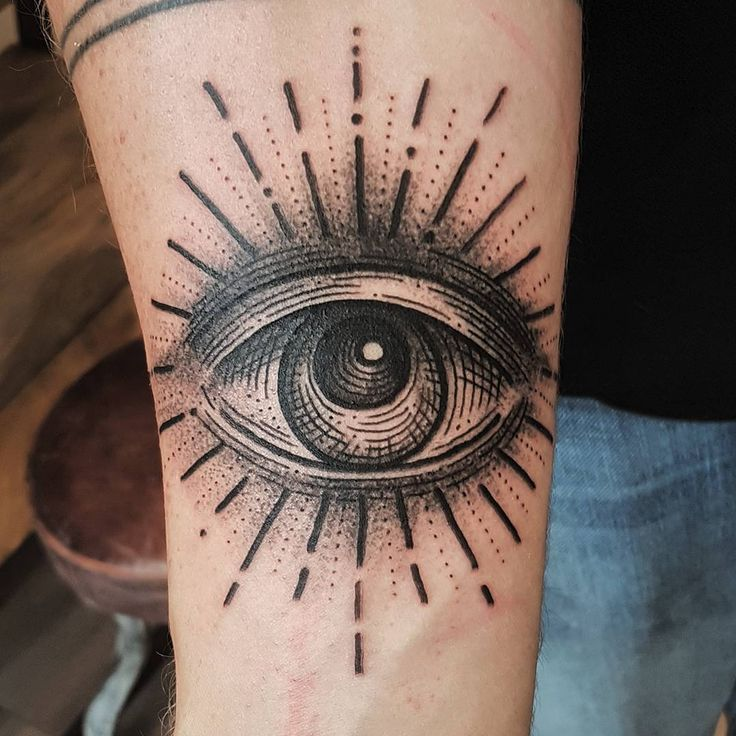 """Ojo"" cool filler done on mr J.  #art #artist #draw #drawing #smalltattoos #sketch #sketching #design #tattoodesign #tat #tattooideas #smalltattoos #tattooart #tattoos#amsterdam #amsterdamtattoo #alvarodiazdelgadotattoos #dotworktattoo #mandala #blackwork#geometric #illustration#eye #eyetattoo #fillertattoo #diazdelgadotattoos #delft #delftattoo"