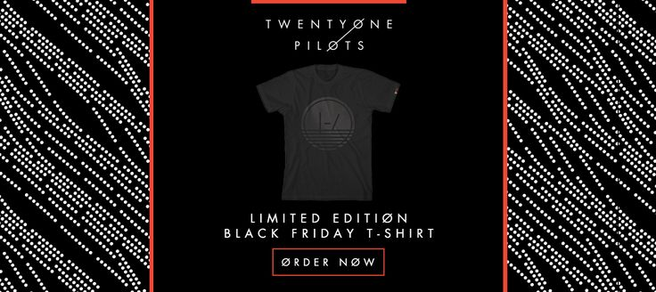 twenty one pilots store