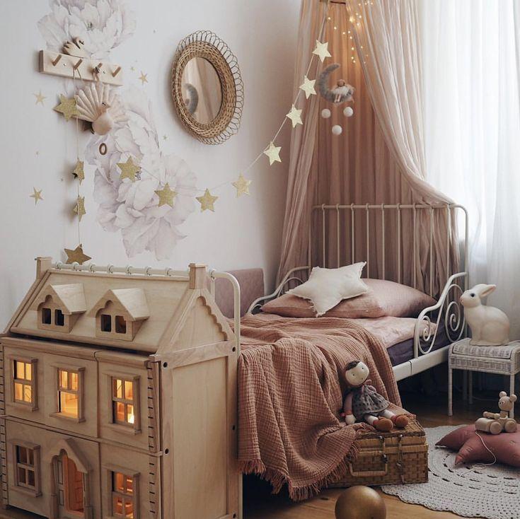Beautiful little girl's room in 2020 | Girl room, Girls ... on Beautiful Girls Room  id=42358
