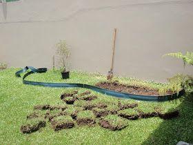 Oi meninas.   O Papo de hoje é sobre meu jardim.   No Carnval eu e meu marido resolvemos fazer um jardim com pedrinhas brancas, florzinhas, ...