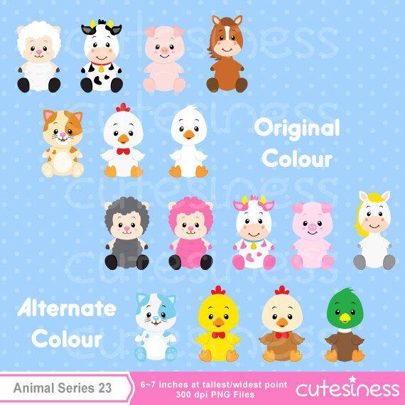 Baby Farm Animals Clip Art best 25+ clipart baby ideas on pinterest | rabbit clipart, bear