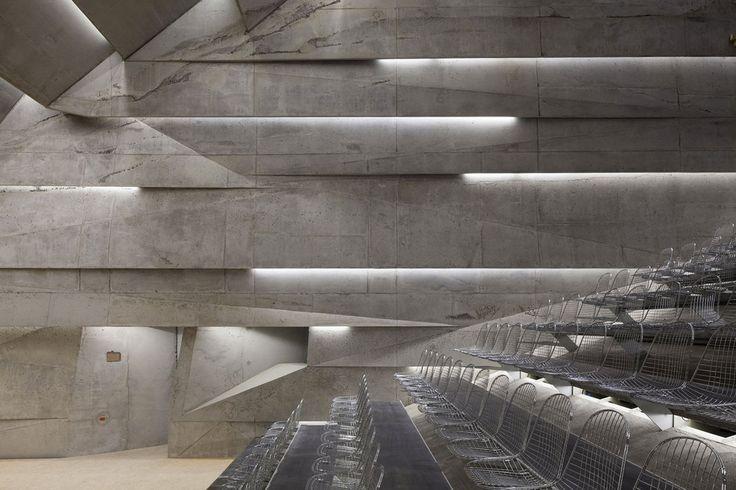 Konzerthaus Blaibach by Peter Haimerl Architektur