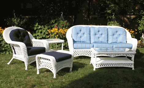 17 Best Ideas About Wicker Porch Furniture On Pinterest