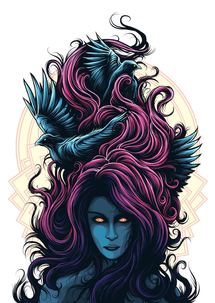 Make It on Mobile: Dan Mumford's Psychedelic 'Screen-Printed' Style | Create