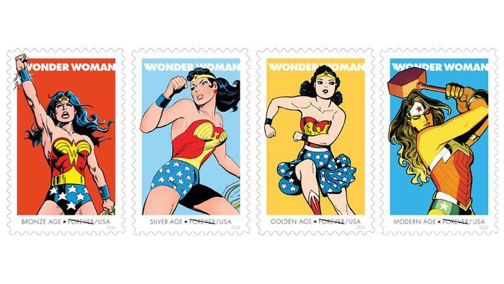 COLLECTORZPEDIA Wonder Woman