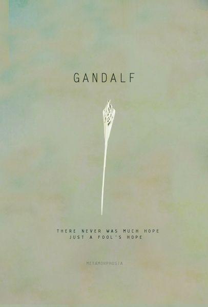 Olórin, Mithrandir, Tharkun, Greyhame, Gandalf the Grey, Gandalf the White, The Grey Pilgrim, Stormcrow