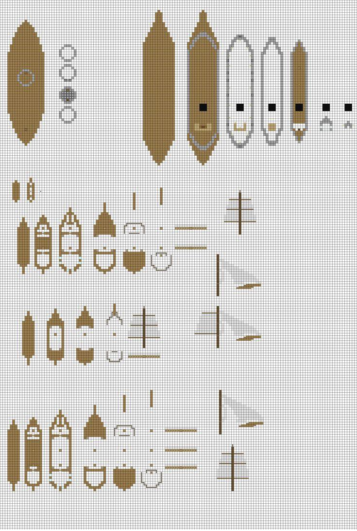 Ship ideas by ColtCoyote.deviantart.com on @deviantART