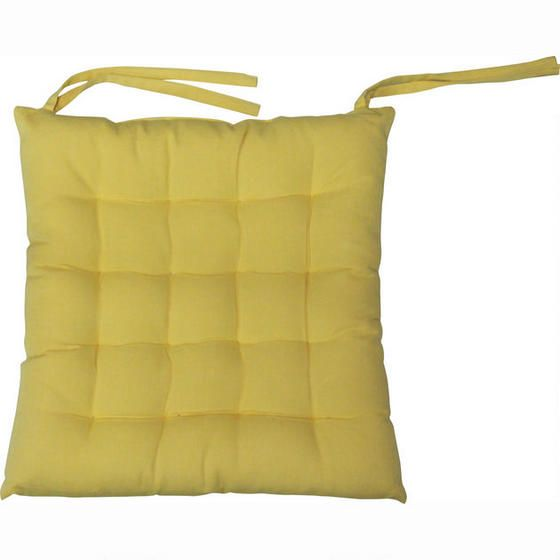 Delano Seat Cushion - Lemon