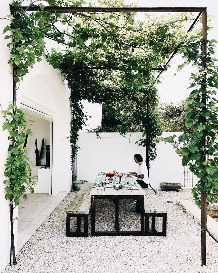 "Just-Good-Design: ""Masseria Moroseta Foto: la sultana.p.s"" #design #masseria #moroseta #sultana #terracedesign"
