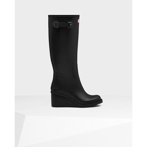 17 Best images about Hunter Boots Black on Pinterest | Short rain ...