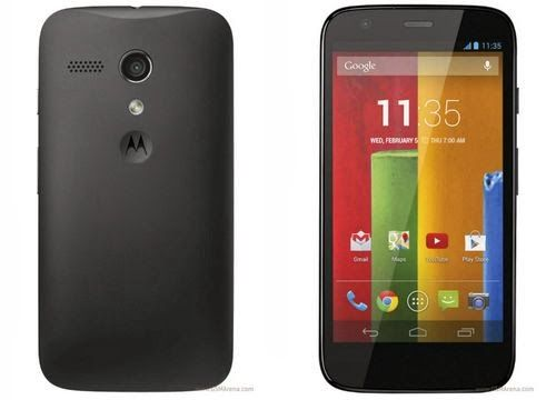 The Motorola Moto G receives immediately the bugfix update with the label 175.44.1.en.DE, the update is 2MB in size and comes via OTA on the Moto G