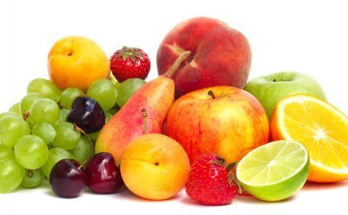 Een gezond voedingspatroon bestaat uit minimaal tweehonderd gram groenten en twee stuks fruit. Met een weegschaal kun je die groenten nog wel bepalen - hoewel er natuurlijk wel een verschil zit tussen rauwe en gekookte groenten -, maar hoe zit dat met fruit?