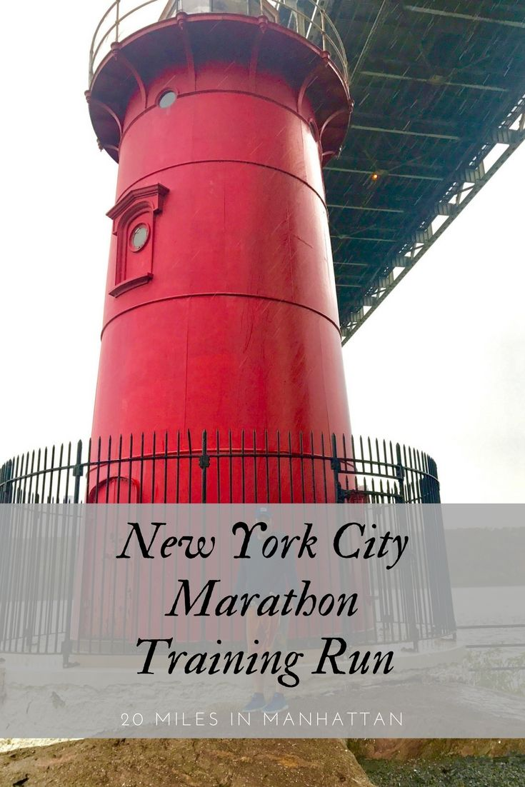 A scenic guide for running a 20 mile New York City training run in Manhattan. The run passes through parks, over the George Washington Bridge, and finishes with our favorite noodles.