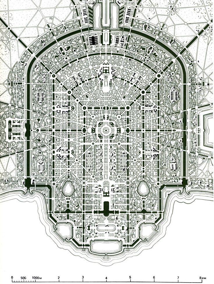планировки городов - Поиск в Google
