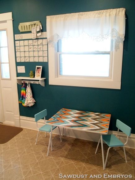 Decorative Painting Wood Chairs Tutorial