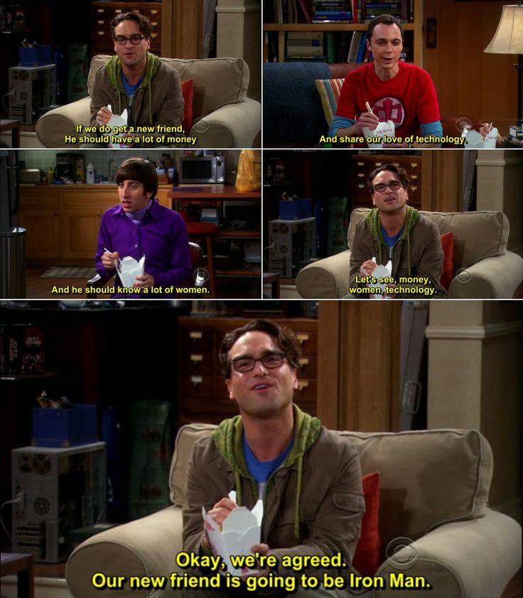Big Bang Theory Quotes Tv