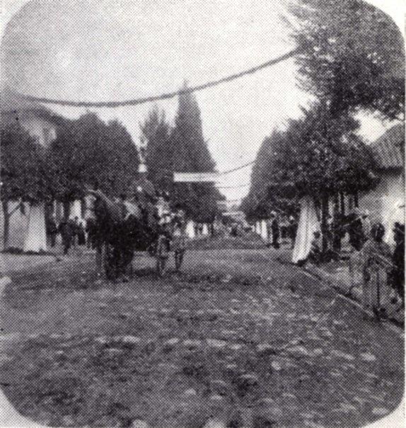 1900s, Carrera 13 con calles 57 a 63 - Bogotá, Colombia