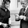 Sean Penn, Ray Walston Film Set Fast Times At Ridgemont High (1982) 0083929 Universal Pictures