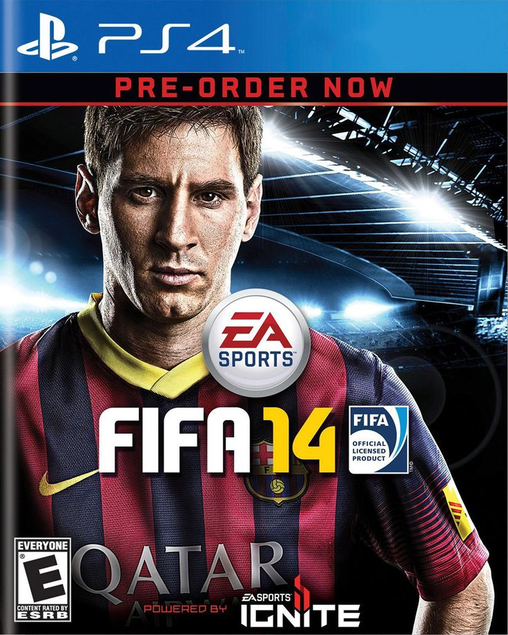Great news! You can pre-order FIFE 14 right now from EA Sport site! http://www.easports.com/fifa/buy/US Sperasoft team is excited to see the game going full speed ahead!