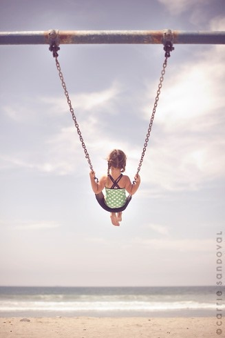 Swinging the day away