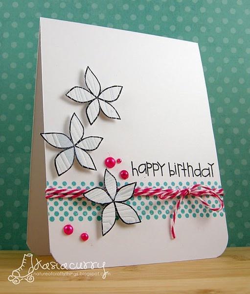 More homemade cards