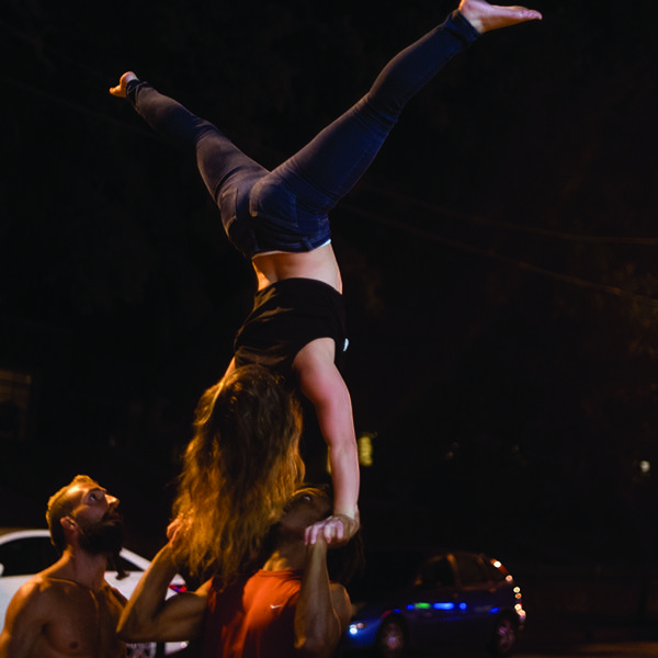 We do a lot of shows on stage, however after the show our artists do not leave their skills behind, This is outside of the theater after one of our productions, these Circus people just keep on going!   #cabaret #hand-to-hand #tumbling #TheImperialOPA #Circus #Atlanta #OPA #AtlantaCircus ------------- #1 rated entertainment booking company in GA!   Contact us today and lets make unforgettable events together!