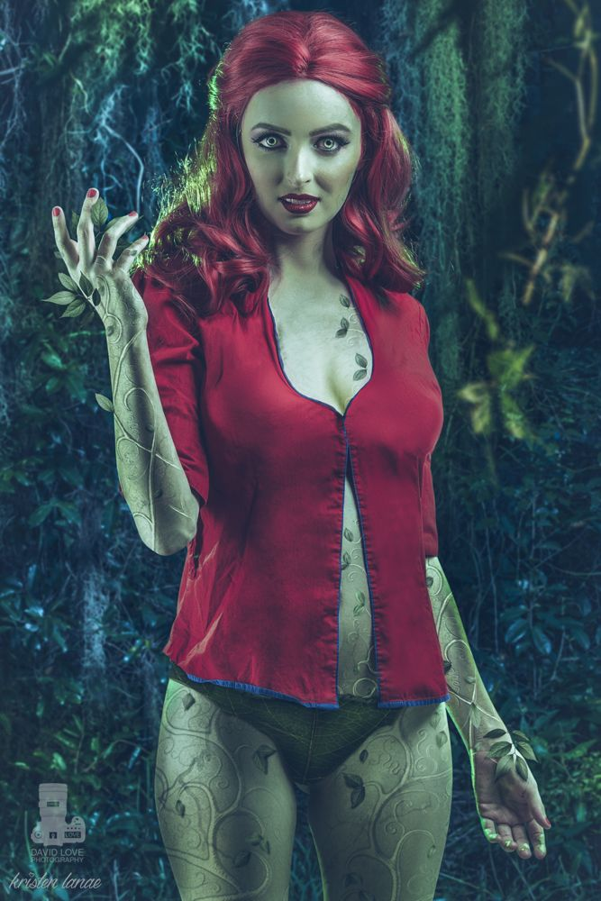 31 best images about VIDEO GAME Cosplay: Poison Ivy ...