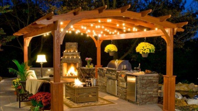 Außenküche Günstig Selber Bauen : Außenküche selbst