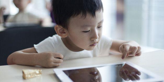 Quelques règles pour contrôler le temps d'écran des enfants