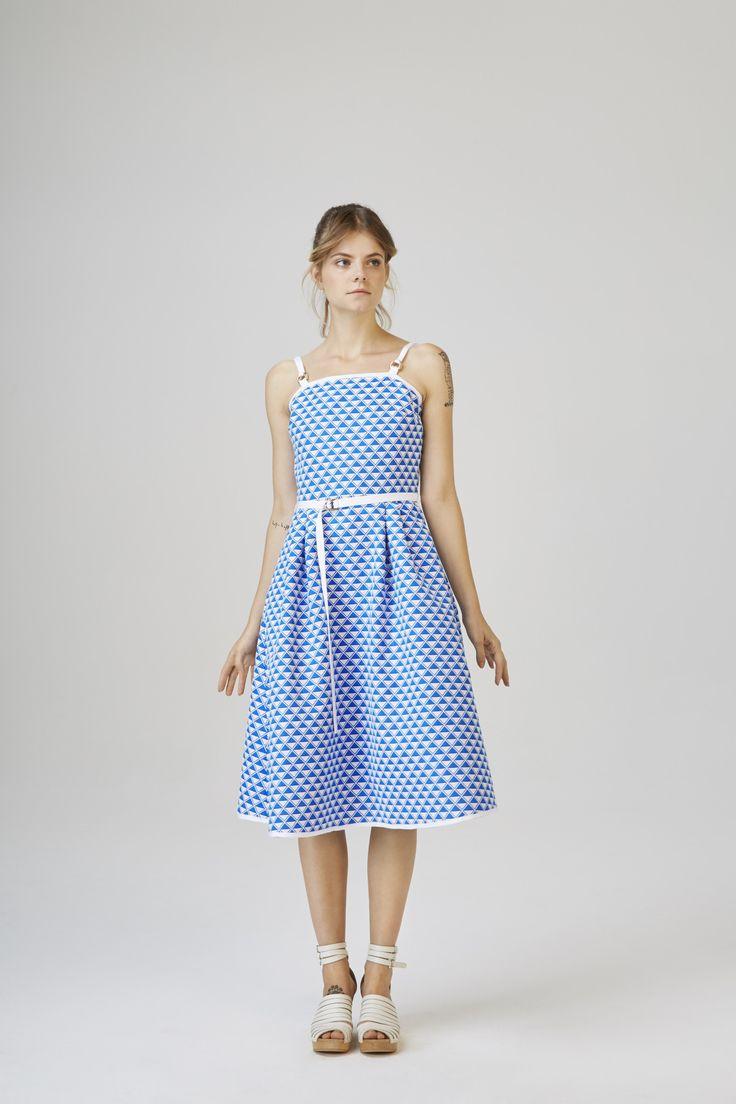 Akali Midi Dress