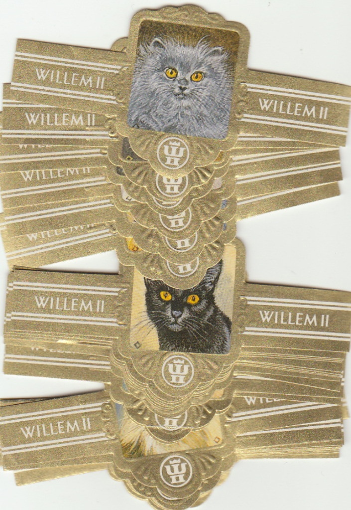 I found this on www.urbitrend-collectables.com 30 cigar bands compl Willem II #cats set XXIX