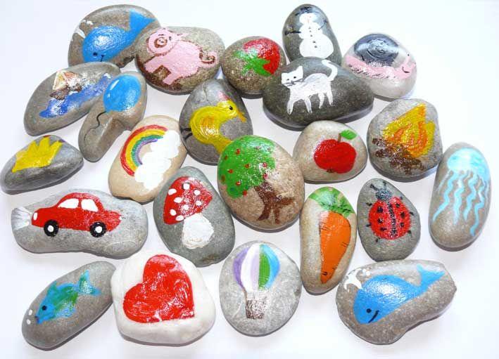 Original Erzählsteine von stein*geschichten