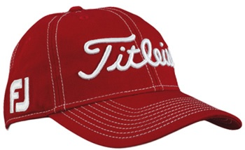 Titleist Assorted Contrast Stitch Adjustable Golf Hats