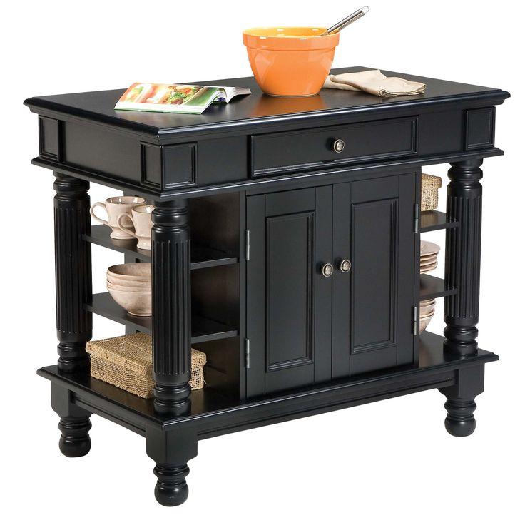 Wood Kitchen Islands & Carts | Wayfair