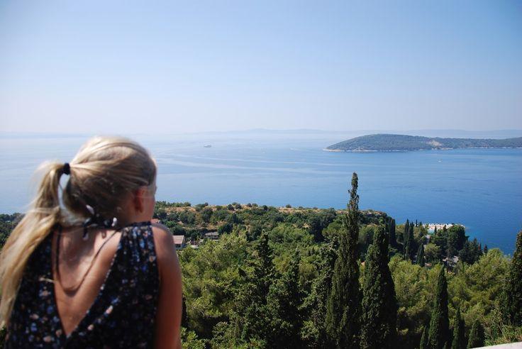 Split, Croatia. Travel with kids.