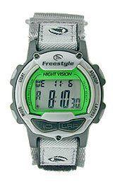 Freestyle Predator Grey/Green Digital Women's watch #FS84887