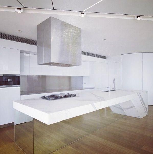 Floating Kitchen Mirror Kick Board   Kitchen   Pinterest   Kitchens,  Joinery And Interiors