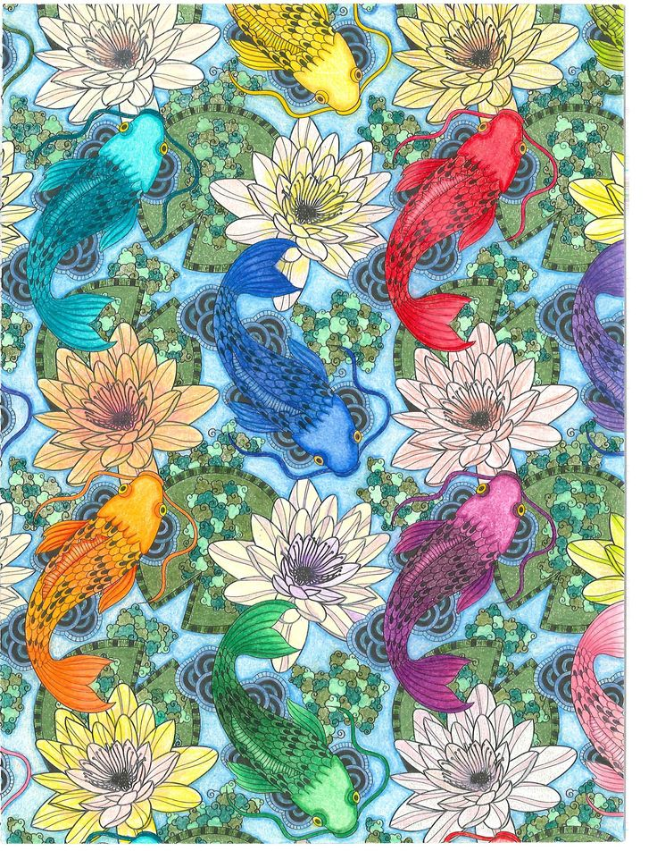 colored with prismacolor premier color pencils from living wonders color art