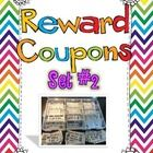 My Reward Coupons Set 1 are my BEST SELLER! And they are also one of the top sellers on TPT. This is set 2! I have included 65 coupons in this set!...