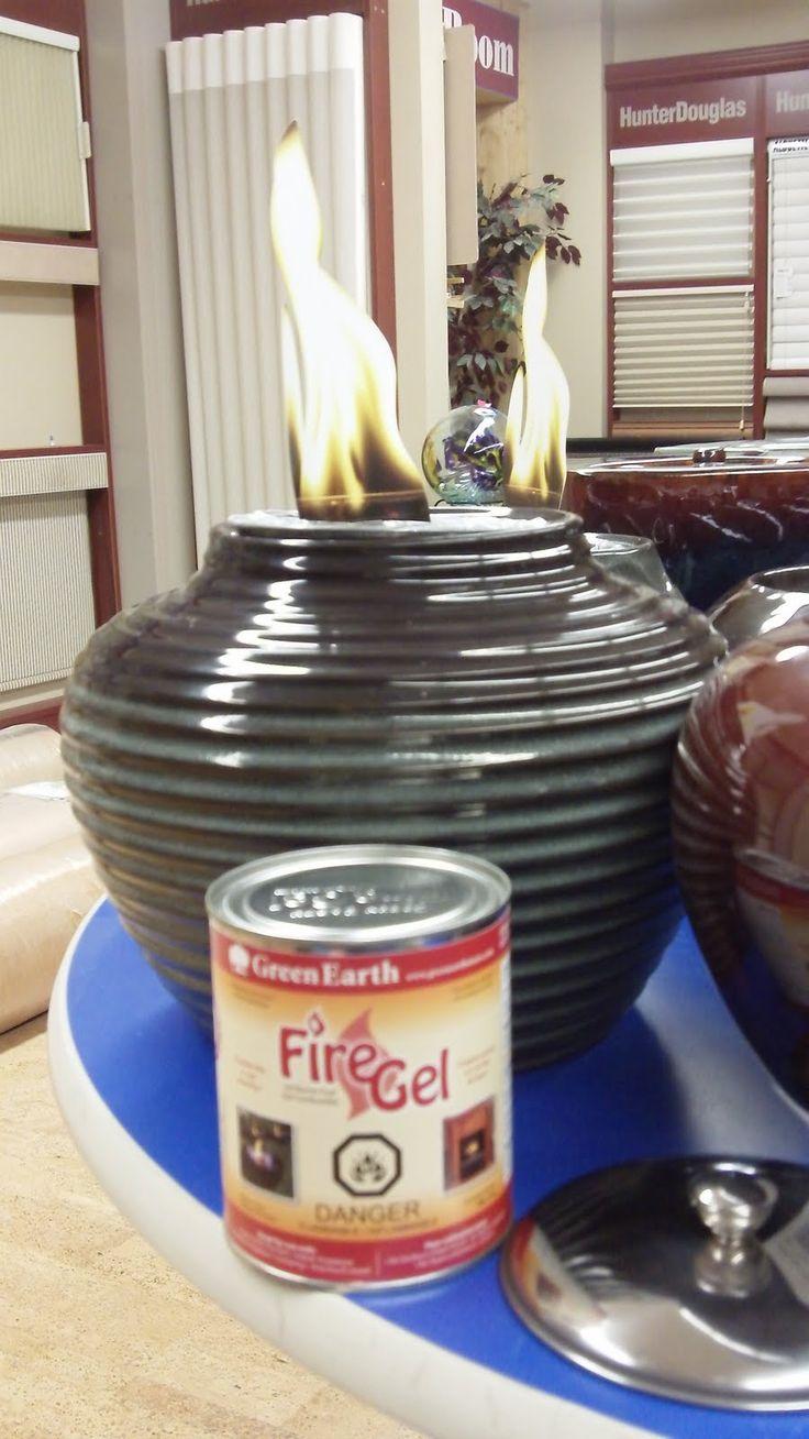fire pots | Aurora Decorating Centre: Green Earth Fire Pots