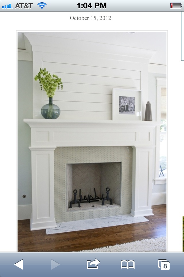 46 best images about Update Fire Place on Pinterest | Mantles ...