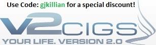 V2 Cigs Starter Kit Coupon Code