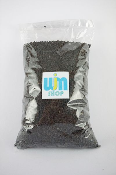 Black Sesame/ Wijen Hitam  Kemasan 250Gram