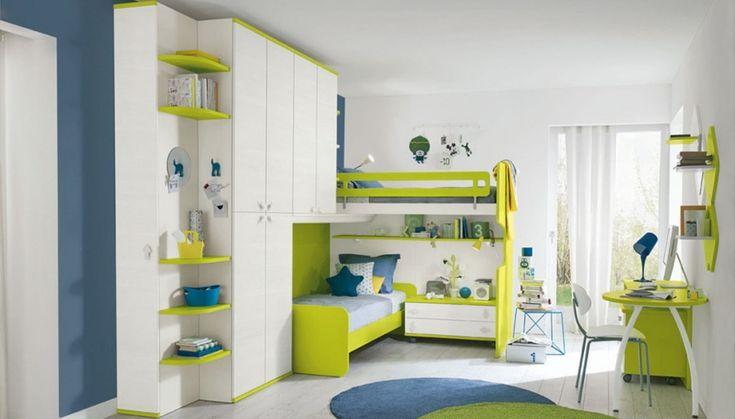 Dětské a studentské pokoje | Dětský pokoj Colombini GOLF C035 | Kvalitní Dětský a Studentský Nábytek Smolíček