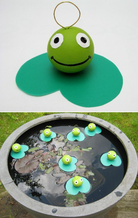 Une idée récup et un bricolage facile à faire avec les enfants. Fishing game made with pingpong balls and plastic sheets >>> For instructions click on image - Grandir avec Nathan ♥ #epinglercpartager