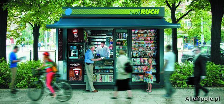 Ajent kiosku RUCH (Opole)